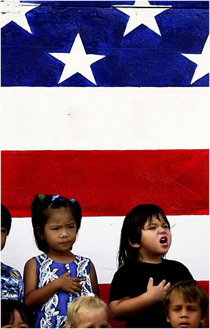 HAH - PATRIOTIC KIDS