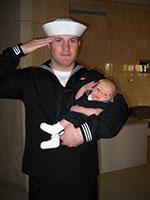 HAH- Patriotic Newborn