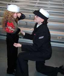 HAH - Reunion - Navy