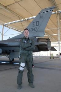 Jonathan - F-16 Hero