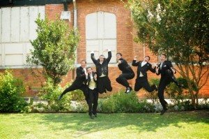 Daniel Wedding - Jumping