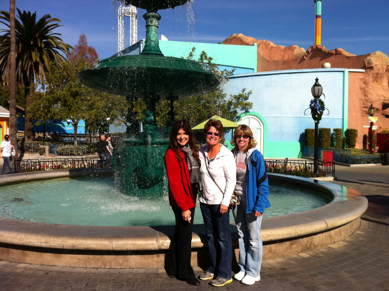 Becky Ellie Disney 2013