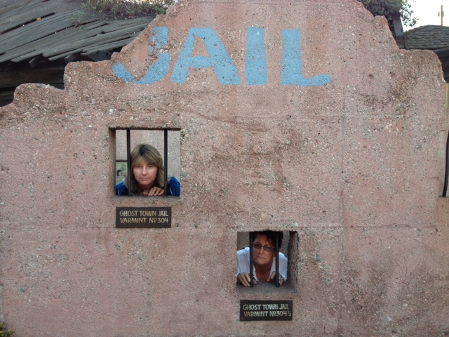 Crystal Becky Jail 2013