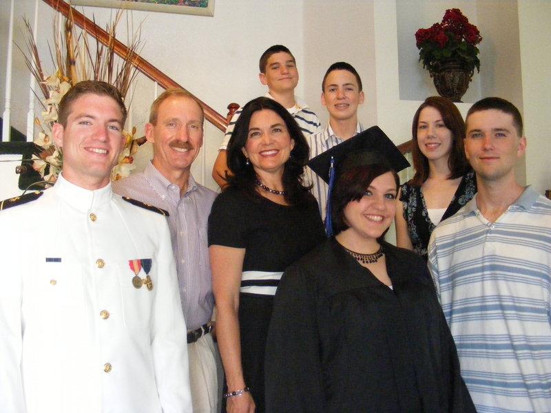 Bethany Graduation one
