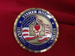 Fisher House Coin