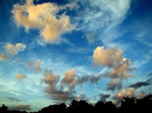 angel clouds