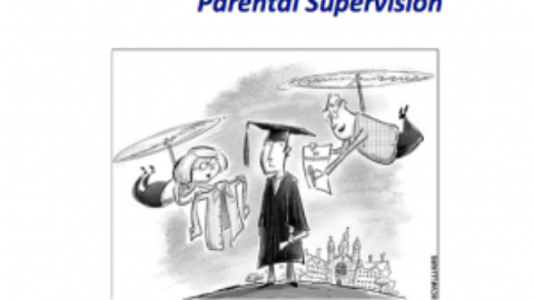Are You A Helicopter Parent?