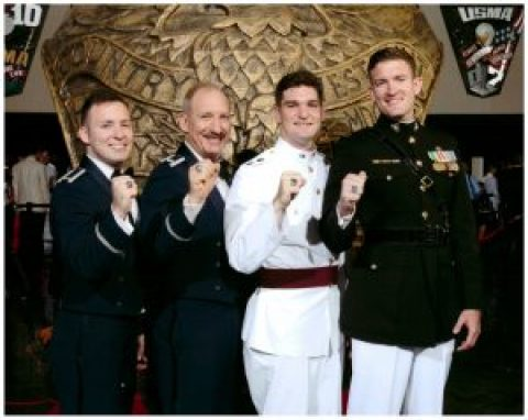 It's Academy Time! (#USAFA, #USNA, #USMA) – Part 2