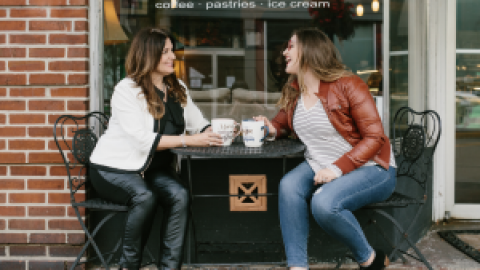 Coffee Is On Us at The Coolest New Financial Podcast on the Planet!
